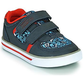 Schoenen Jongens Lage sneakers Chicco FREDERIC Blauw / Rood