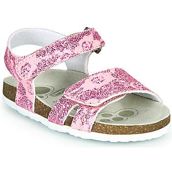 Schoenen Meisjes Sandalen / Open schoenen Chicco FIORE Roze