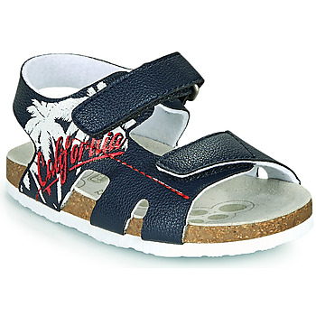 Schoenen Jongens Sandalen / Open schoenen Chicco FIUME Blauw