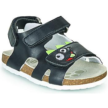 Schoenen Jongens Sandalen / Open schoenen Chicco HECCO Marine