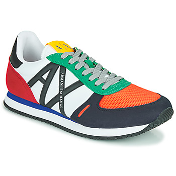 Schoenen Heren Lage sneakers Armani Exchange ESPACIA Multicolour