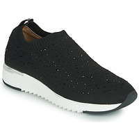 Schoenen Dames Lage sneakers Caprice 24700 Zwart