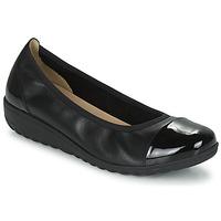 Schoenen Dames Ballerina's Caprice 22103-026 Zwart