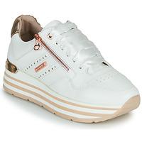 Schoenen Dames Lage sneakers Dockers by Gerli 44CA207-592 Wit