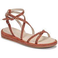 Schoenen Dames Sandalen / Open schoenen Fru.it 6780-100-COLTO Bruin