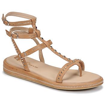 Schoenen Dames Sandalen / Open schoenen Fru.it 6782-100-CASTORO Beige
