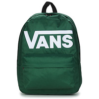Tassen Rugzakken Vans OLD SKOOL III BACKPACK Pine / Needle / Wit