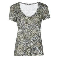 Textiel Dames T-shirts korte mouwen One Step MILLET Kaki