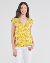 Textiel Dames Tops / Blousjes One Step CALI Geel