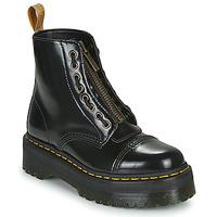 Schoenen Dames Laarzen Dr Martens VEGAN SINCLAIR Zwart