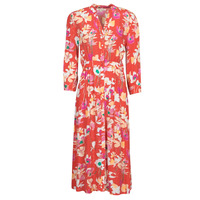 Textiel Dames Lange jurken Rip Curl SUGAR BLOOM DRESS Rood
