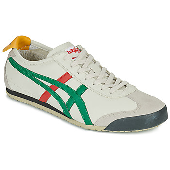 Schoenen Lage sneakers Onitsuka Tiger MEXICO 66 Wit / Groen / Rood