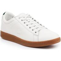 Schoenen Heren Lage sneakers Lacoste Carnaby Evo 5 SRM 7-30SRM4002098 beige