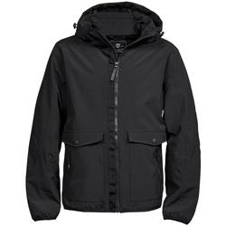 Textiel Heren Jacks / Blazers Tee Jays TJ9604 Zwart