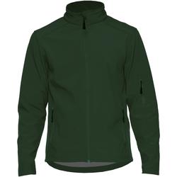 Textiel Heren Jacks / Blazers Gildan GH114 Bosgroen