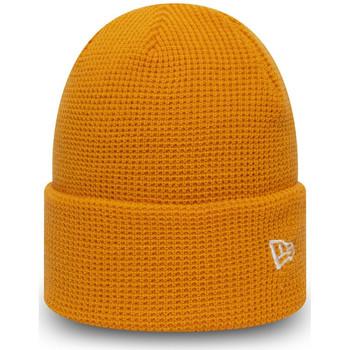 Accessoires Heren Muts New-Era Ne colour waffle knit Oranje