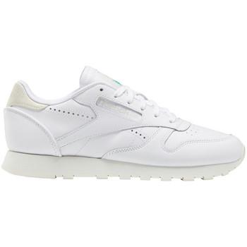 Schoenen Dames Lage sneakers Reebok Sport Cl lthr Wit