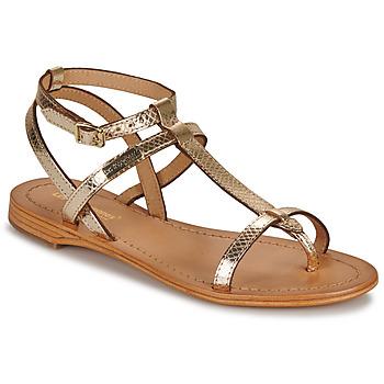 Schoenen Dames Sandalen / Open schoenen Les Tropéziennes par M Belarbi HILAN Goud