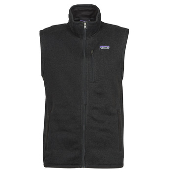 Textiel Heren Fleece Patagonia M's Better Sweater Vest Zwart