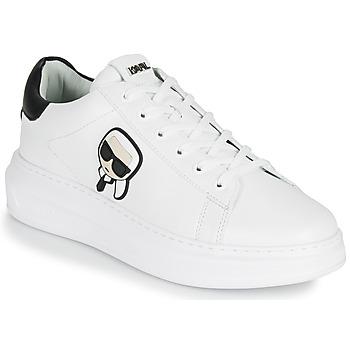 Schoenen Heren Lage sneakers Karl Lagerfeld KAPRI MENS Karl Ikonic 3D Lace Wit