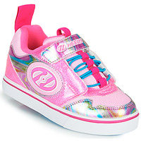 Schoenen Meisjes Schoenen met wieltjes Heelys ROCKET X2 Roze