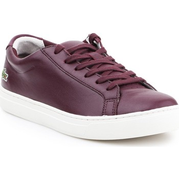 Schoenen Dames Lage sneakers Lacoste L.12.12 317 1 CAW 7-34CAW0016FD8 purple