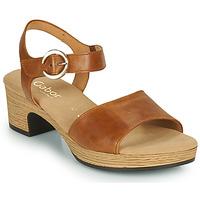 Schoenen Dames Sandalen / Open schoenen Gabor 6272153 Camel