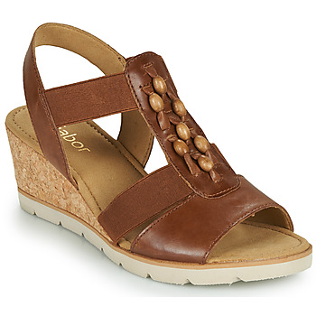 Schoenen Dames Sandalen / Open schoenen Gabor 6575024 Bruin