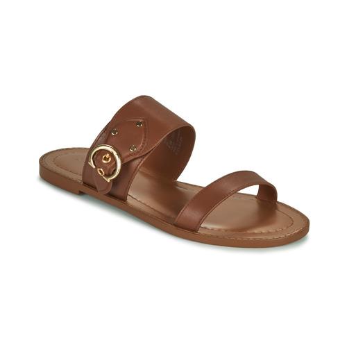 Schoenen Dames Sandalen / Open schoenen Coach HARLOW Bruin