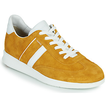 Schoenen Heren Lage sneakers Lloyd BURT Mosterd