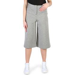 Textiel Dames Korte broeken Armani jeans - 3y5p94_5jzbz Grijs
