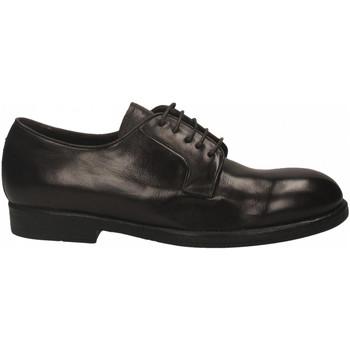 Schoenen Heren Derby Calpierre BUFALIS choccolate