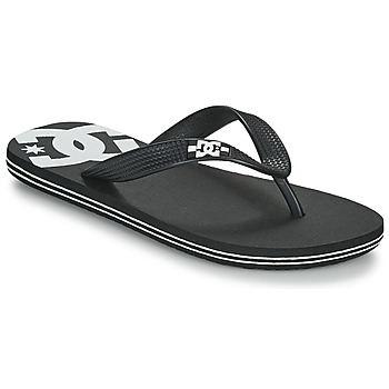 Schoenen Jongens Teenslippers DC Shoes SPRAY Zwart