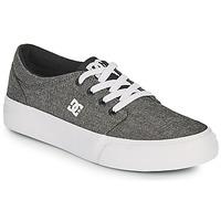 Schoenen Jongens Skateschoenen DC Shoes TRASE B SHOE XSKS Grijs