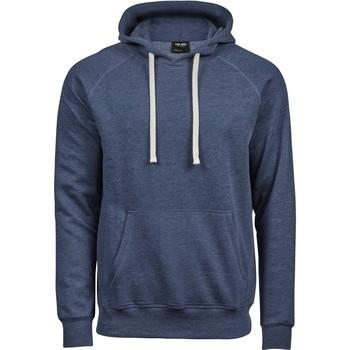 Textiel Heren Sweaters / Sweatshirts Tee Jays T5502 Denim Blue Melange