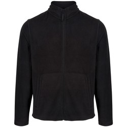 Textiel Heren Fleece Regatta RG117 Zwart