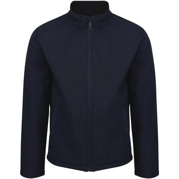 Textiel Heren Jacks / Blazers Regatta TRA698 Marine Marl