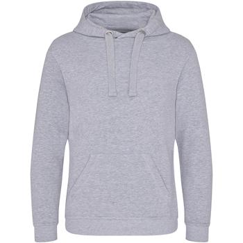 Textiel Heren Sweaters / Sweatshirts Awdis JH101 Heide Grijs