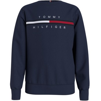 Textiel Jongens Sweaters / Sweatshirts Tommy Hilfiger KB0KB06568-C87 Marine
