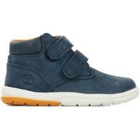 Schoenen Kinderen Sneakers Timberland Toddle Tracks Boot Kids Blauw