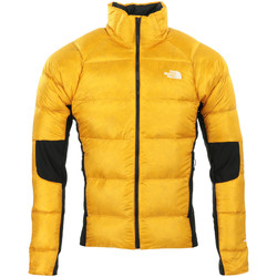 Textiel Heren Wind jackets The North Face Crimptastic Hybrid Jacket Geel