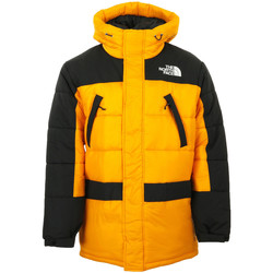 Textiel Heren Wind jackets The North Face Himalayan Insulated Parka Geel