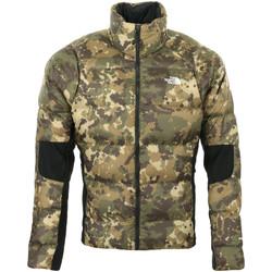 Textiel Heren Wind jackets The North Face Crimptastic Hybrid Jacket Groen