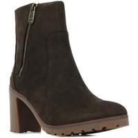 Schoenen Dames Sneakers Timberland Allington Bootie Bruin