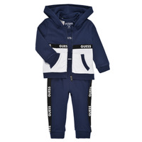 Textiel Jongens Setjes Guess P1RG00-KA6W0-DEKB Marine