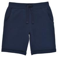 Textiel Jongens Korte broeken / Bermuda's Guess N93Q18-K5WK0-C765 Marine