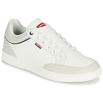 Schoenen Heren Lage sneakers Levi's BILLY 2.0 Wit