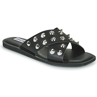 Schoenen Dames slippers Steve Madden SPIKEY Zwart