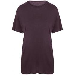 Textiel Heren T-shirts korte mouwen Ecologie EA002 Wilde Moerbei