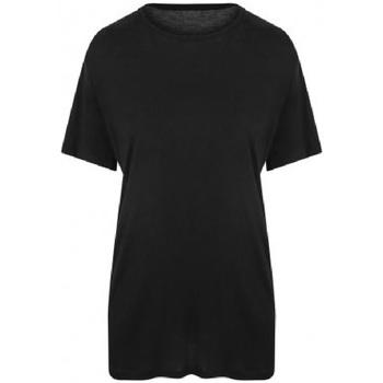 Textiel Heren T-shirts korte mouwen Ecologie EA002 Jet Zwart